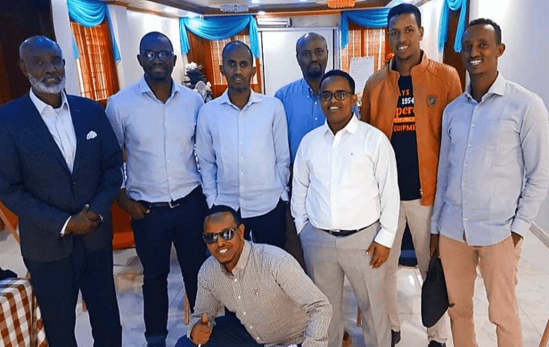 Somalia Training Money Transfer Businesses in Compliance