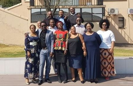 Eswatini Training for Parliamentary Clerks in Report Writing