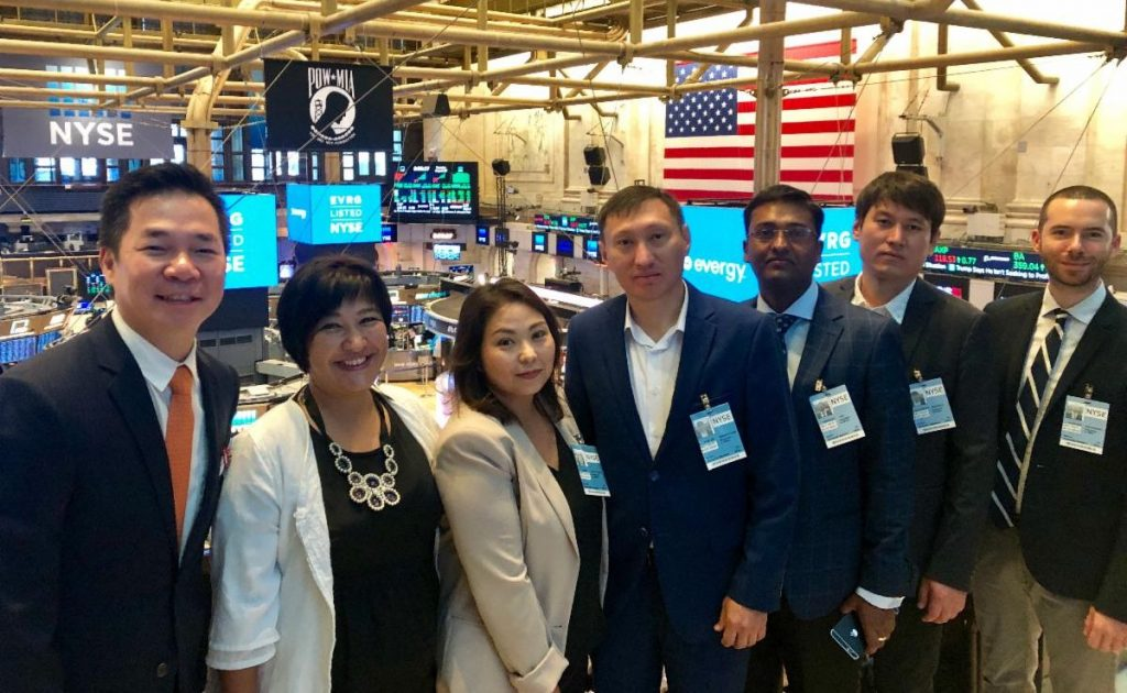 Kazakhstan Study Tour to the U.S. on Risk Management